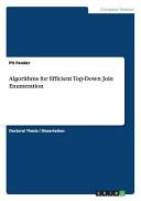Algorithms for Efficient Top-Down Join Enumeration