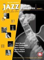 Jazz Guitar Ensembles Level 1 PDF