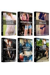 Rough Sex Stories Collection: Six Short Casual Sex Stories with Rough Alpha Male Strangers Doing It Hard and Unprotected