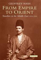 From Empire to Orient PDF