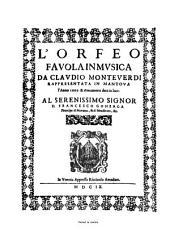 Tutte le opere di Claudio Monteverdi: Volume 11