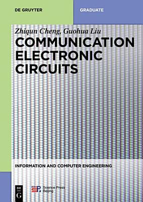 Communication Electronic Circuits