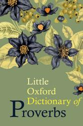 Little Oxford Dictionary of Proverbs PDF