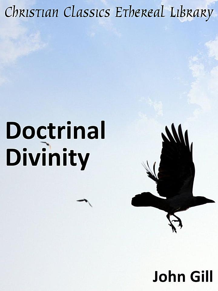 Doctrinal Divinity