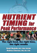 Nutrient Timing for Peak Performance