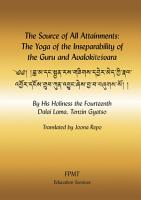Avalokiteshvara Guru Yoga eBook PDF