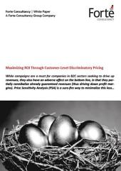 Maximizing ROI Through Customer-Level Discriminatory Pricing