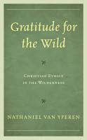 Gratitude for the Wild PDF