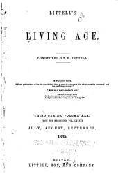 Littell's Living Age: Volume 86