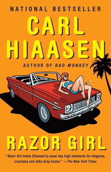Download Razor Girl Book