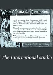 The International Studio: Volume 54
