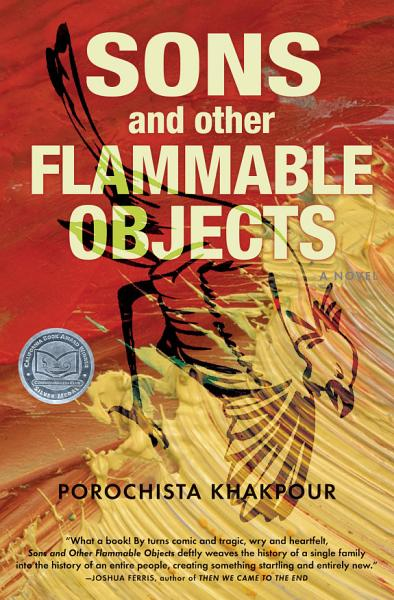 Download Sons and Other Flammable Objects Book