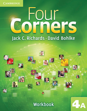 Four Corners Level 4 Workbook A PDF