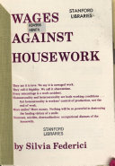 Download Wages Against Housework Book