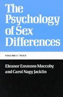 The Psychology of Sex Differences PDF