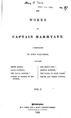Works of Captain Marryatt