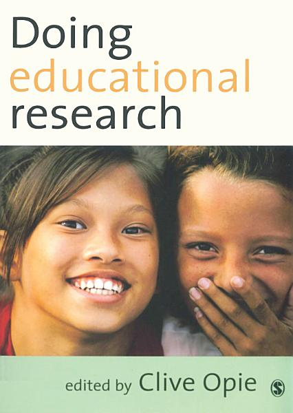 Doing Educational Research PDF