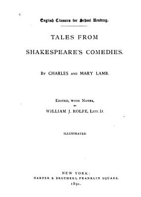 Tales from Shakespeare s Comedies PDF