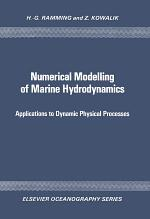 Numerical Modelling of Marine Hydrodynamics