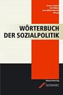 W  rterbuch der Sozialpolitik PDF