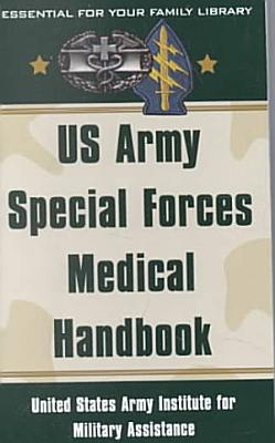 United States Army Special Forces medical handbook PDF