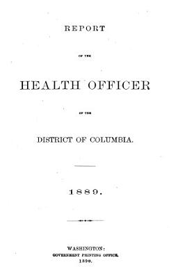 Report of the Health Officer PDF