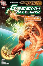 Green Lantern (2005-) #40