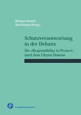 Schutzverantwortung in der Debatte PDF