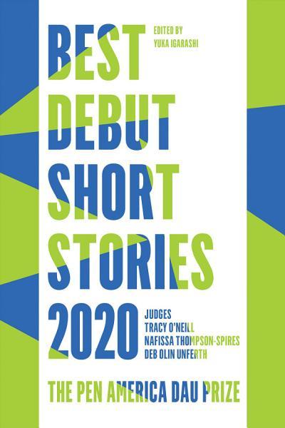Download Best Debut Short Stories 2020 Book
