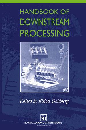 Handbook of Downstream Processing