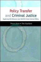 Policy Transfer And Criminal Justice PDF