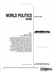 World Politics 94 95 PDF