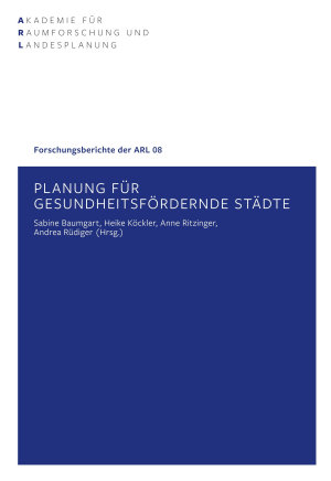 Planung f  r gesundheitsf  rdernde St  dte PDF