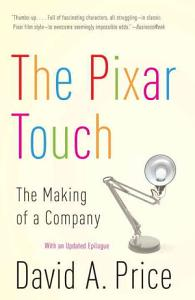 The Pixar Touch Book