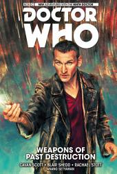 Doctor Who: The Ninth Doctor - Volume 1: Weapons of Mass Destruction Complete Collection, Issues 1-5