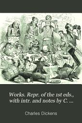 Works. Repr. of the 1st eds., with intr. and notes by C. Dickens the younger. 20 vols.