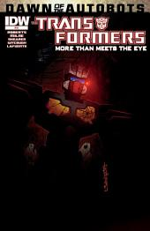 Transformers: More Than Meets the Eye #33 - Dawn of the Autobots