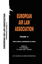 Tenth Annual Conference in Vienna:European Air Law Association