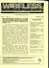 Wireless Satellite & Broadcasting