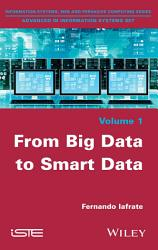From Big Data To Smart Data Book PDF