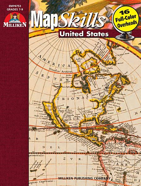 Map Skills United States Ebook