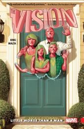 Vision Vol. 1 – Little Worse Than A Man