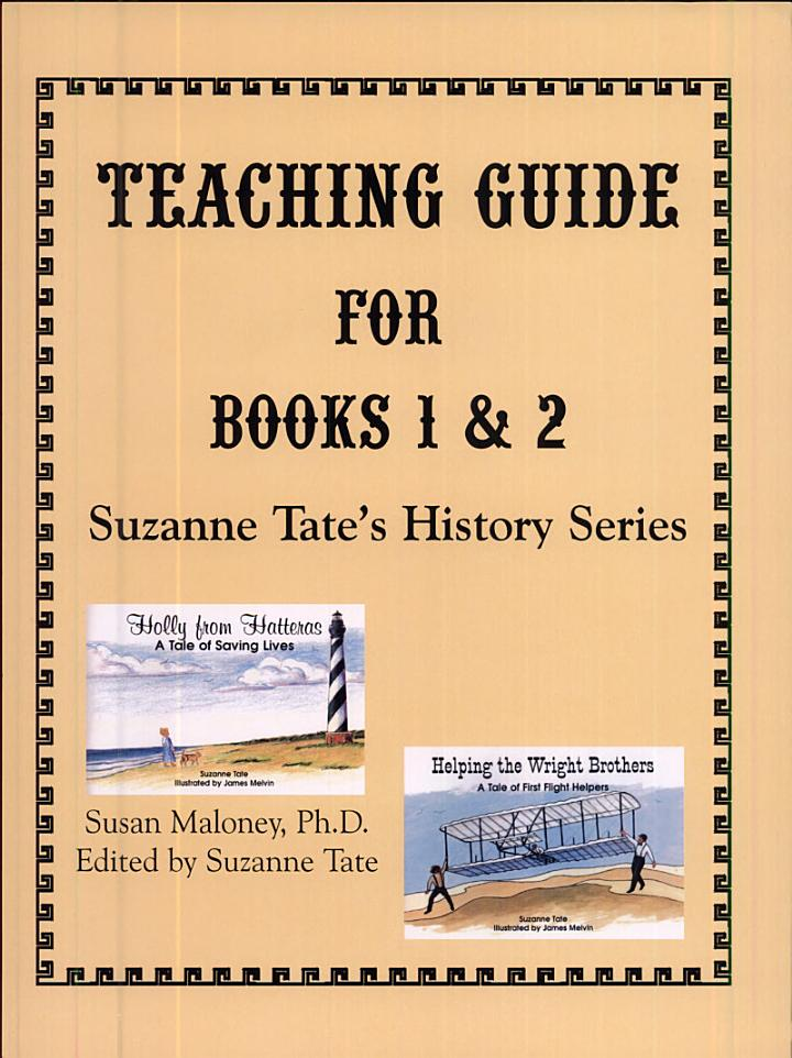 A Teaching Guide for Suzanne Tate's Hitsory Series