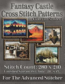 Fantasy Castle Cross Stitch Patterns