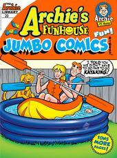 Archie's Funhouse Comics Double Digest #20