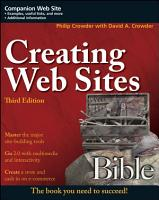 Creating Web Sites Bible PDF