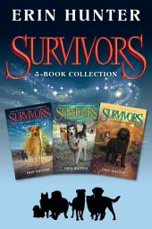 Survivors 3-Book Collection: The Empty City, A Hidden Enemy, Darkness Falls