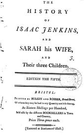 The History of Isaac Jenkins: And Sarah His Wife, and Their Three Children, Volume 3