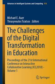 The Challenges of the Digital Transformation in Education PDF