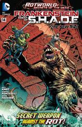 Frankenstein, Agent of SHADE (2012-) #14